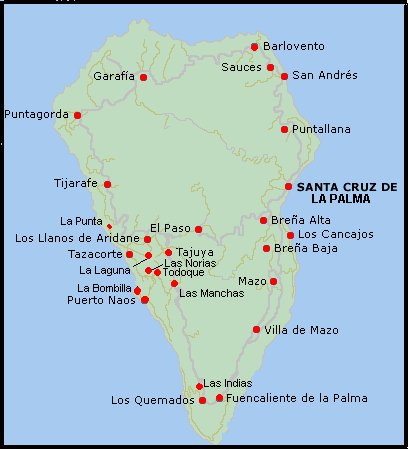 Lapalma Fee Ihr Ferienhaus Auf La Palma Casa Nova